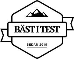 Bäst i test logga berg 2015